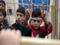 prisons israéliennes, enfants palestiniens, Jérusalem