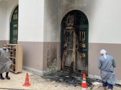 France, Nantes, musulmans