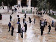 Ramadan, mosquée Al-Aqsa
