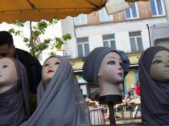 France, hijab, Emmanuel Macron
