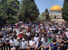 mosquée Al-Aqsa, Ramadan