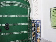 Maroc , Mosquée de la Kasbah