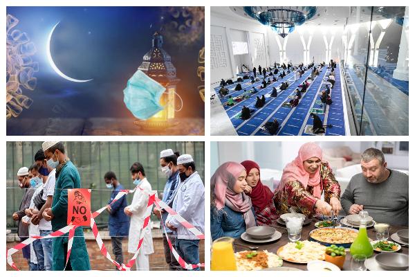 Ramadan, France, Italie, Allemagne