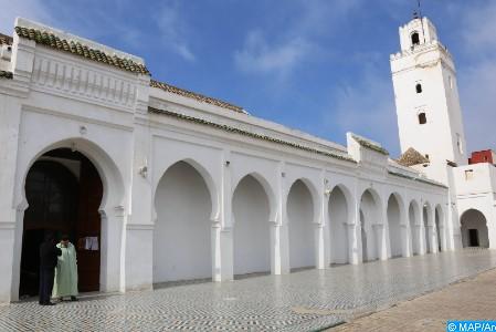 grande mosquée de Taza , Maroc