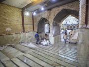 Irak, Sanctuaire sacré d'al-Abbas (p)