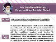 Grand Ayatollah Sistani, Zakât