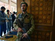 Afghanistan, attentat, mosquée de Kaboul